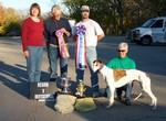 Regional Best in Field  - Greyhound